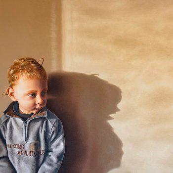 quadro a olio su tela dimensioni 150cmx90cm